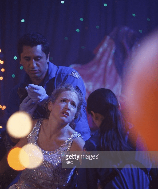 TRAUMA -- 'Masquerade' Episode 105 -- Air Date -- Pictured: (l-r) Cliff Curtis as Reuben 'Rabbit' Palchuck, Bekka Fink as the patient, Aimee Garcia as Marisa Benez -- Photo by: Trae Patton/NBCU Photo Bank